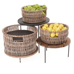Set-of-merchandising-risers-with-wicker-baskets