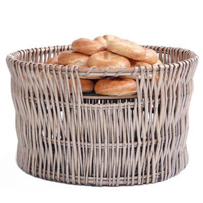 Wicker-round-500mm-Bakery