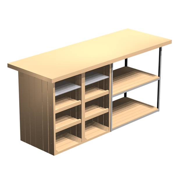Counter-with-1m-Cube-Table-and-back-to-back-crates